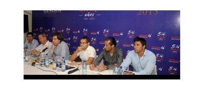 Jugadores paran inicio de torneo de fútbol chileno