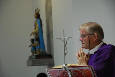Restauración de iglesia de Yaguarón es responsabilidad de todos, afirma Trento