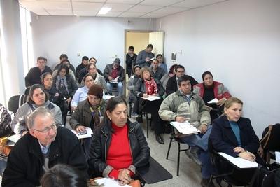 En Villeta crearán una red para la lucha contra las adicciones