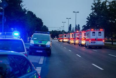Ocho muertos, balance de víctimas en el tiroteo en Múnich