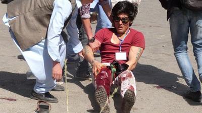 ISIS se atribuye atentado en Kabul que dejó 60 muertos y 207 heridos