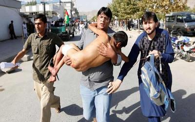 Asciende a 80 cifra de muertos tras atentado en Kabul