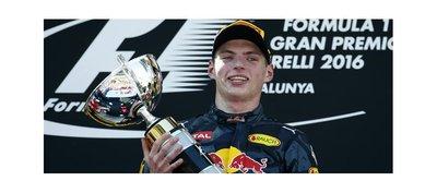 Verstappen vence y hace historia en el Gran Premio de España