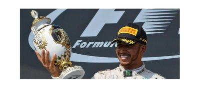 Hamilton doblega a Rosberg y es nuevo líder del Mundial