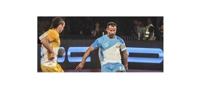 Giggs, campeón de la Premier de fútbol sala de la India