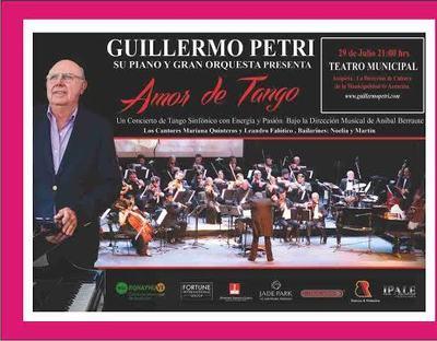 Amor de Tango en el Teatro Municipal
