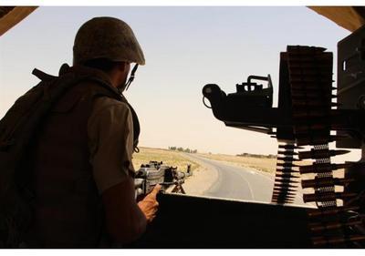Talibanes toman avanzan en su ofensiva en el sur afgano