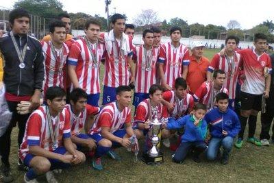 Villa Elena, vicecampeón