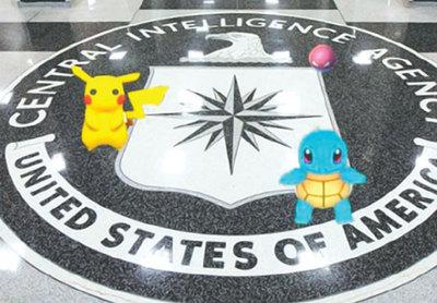 Vinculan a Pokémon Go con la CIA, ¿te espían?