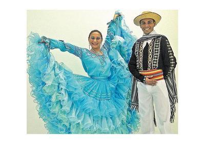 Elenco nacional lleva la danza paraguaya a Emiratos Árabes