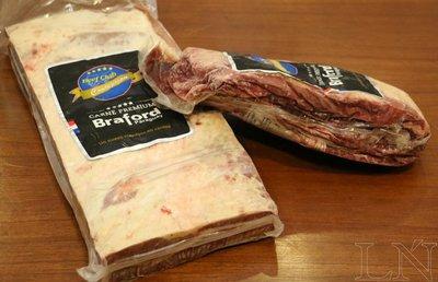 Concretan los primeros envíos de carne premium al Ecuador