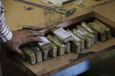 Recomiendan el traslado de media tonelada de bronce al Banco Central