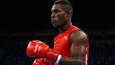 Oro para el cubano Julio La Cruz en los 81 kilos del boxeo