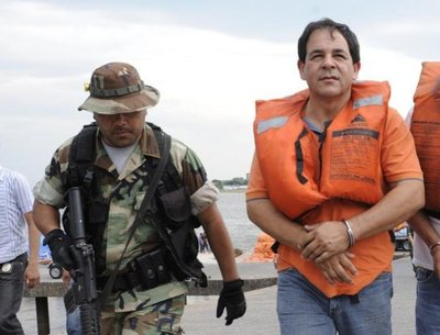 """El """"rey de la marihuana"""" denunció a Paraguay"""