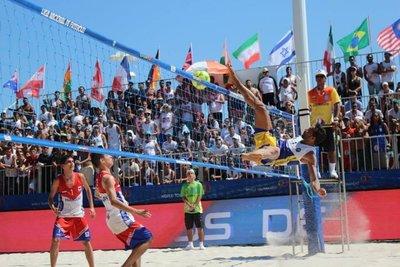 Maracanazo en futvóley: Paraguay, campeón mundial