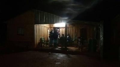 Allanamientos y detenidos en Horqueta