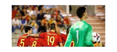 España recupera la ilusión con Lopetegui