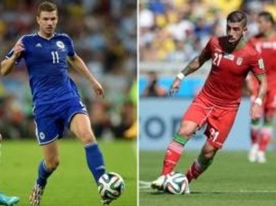 Bosnia eliminada se despide ante Irán