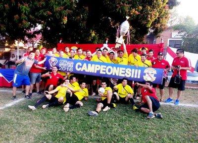 Flamengo, bicampeón