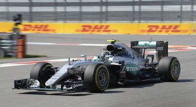 Rosberg domina los primeros entrenamientos libres en Monza