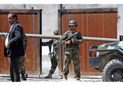 Explosión cerca del Ministerio de Defensa en Kabul
