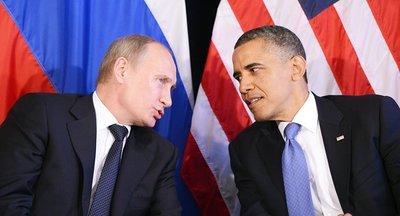 Paralelo a la cumbre del G20, Putin y Obama mantienen reunión
