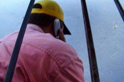 Llamada extorsiva, desde la cárcel de Misiones