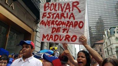 Jefe del Parlamento venezolano asegura Gobierno no da señales para diálogo