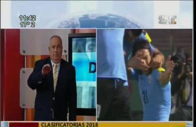 Un partido para olvidar contra Uruguay: Dolorosa goleada en Montevideo