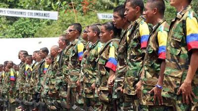Crearán proyecto para vigilar a exguerrilleros de las FARC.