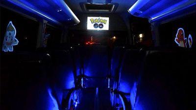 """La Pokeneta"", un autobús que recorre Montevideo cazando pokemones"
