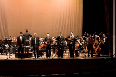 La OSCA ofreció su séptimo concierto