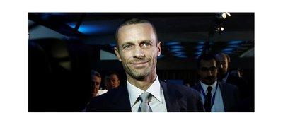 Ceferin, un abogado con fama de íntegro para renovar la UEFA