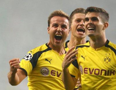 Paliza del Dortmund