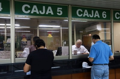 Hasta fin de mes rige exoneración del 100% de multas y recargos en Asunción