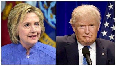 Ataques en EEUU impactan en lucha entre Clinton y Trump