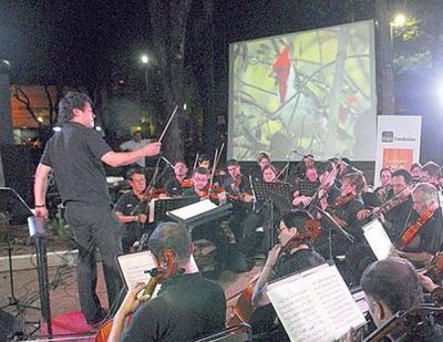 """Concierto en plazas temáticas """"Aves en la música del Paraguay"""""""
