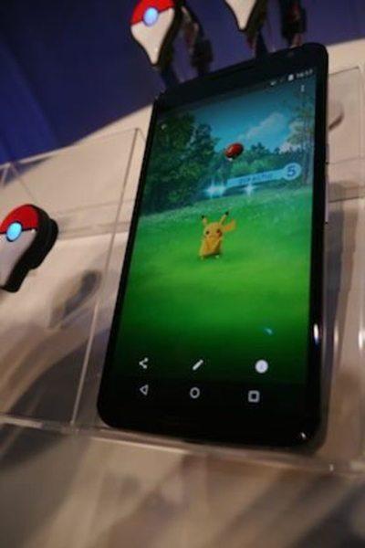 Pokémon Go: Ya se tiene reloj inteligente para cazadores