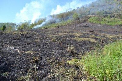 Imputan a agricultor por incendio en el Ybytyruzú