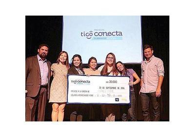 Tigo Conecta premió a las  mejores   app   con contenido social