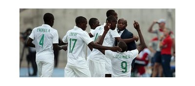 Nigeria y Malí jugarán una final africana en el Mundial Sub17 de Chile
