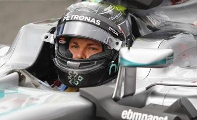 Rosberg partirá en pole position en Gran Premio de Japón