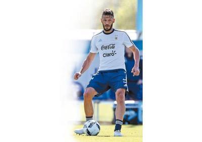 Argentina alista a su zona defensiva