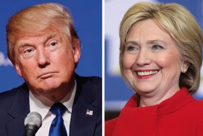 Trump en muy mala posición antes del segundo debate con Clinton