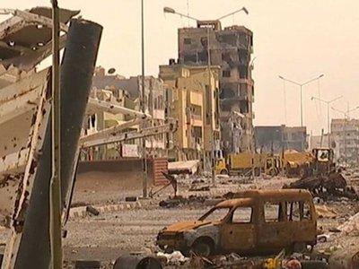 ¿Quién reza por Bengasi?, la Alepo de Libia