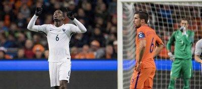 Francia supera a Holanda con un latigazo de Pogba