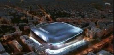 Así será el nuevo estadio del Real Madrid
