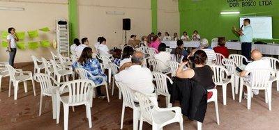 Urgen más plazas en B° San Vicente