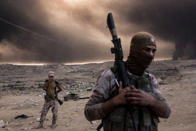 Jefes yihadistas abandonan Mosul en plena ofensiva iraquí para retomar la ciudad