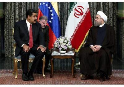 Maduro viaja a Irán para hablar sobre el crudo